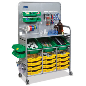 Gratnells Makerspace Cart