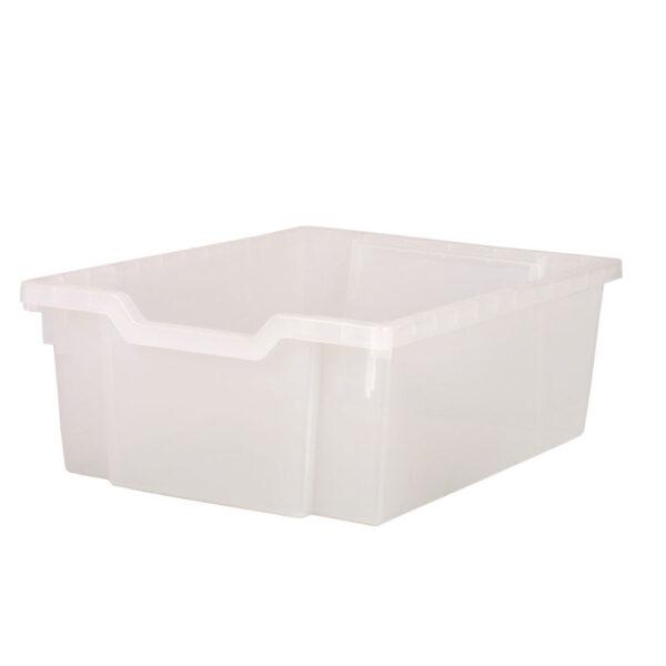 Gratnells deep germ resistant storage tray