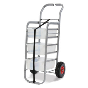 RASET034420 - Rover All Terrain Cart Antimicrobial F2 Translucent Trays