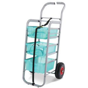 RASET034420 - Rover All Terrain Cart Antimicrobial F2 kiwi Trays