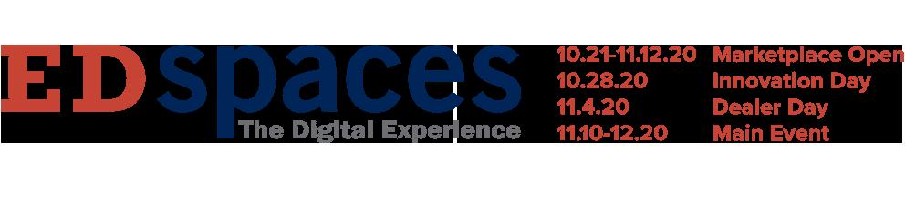 EdSpaces 2020 logo