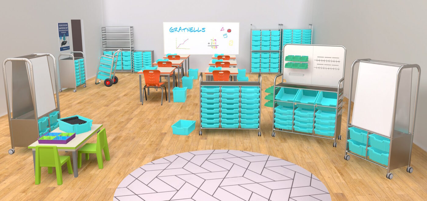 Tour Gratnells Virtual Classroom