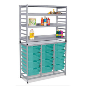 Gratnells Antimicrobial Wall Unit