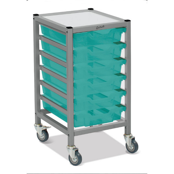 Gratnells Dynamis Antimicrobial Cart